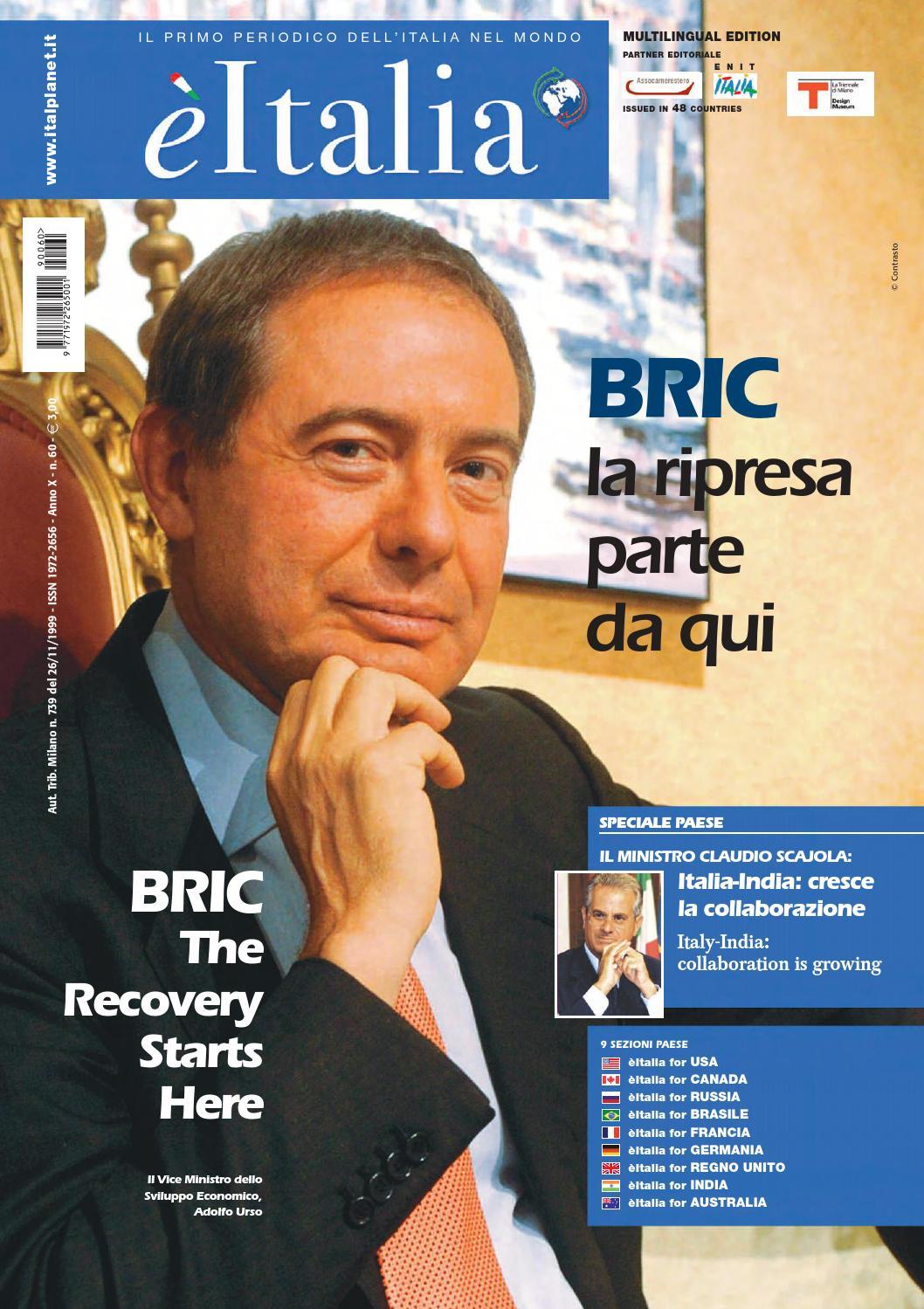 70604f3843 èitalia 60 – Il Primo Periodico dell'Italia nel Mondo by èItalia - issuu