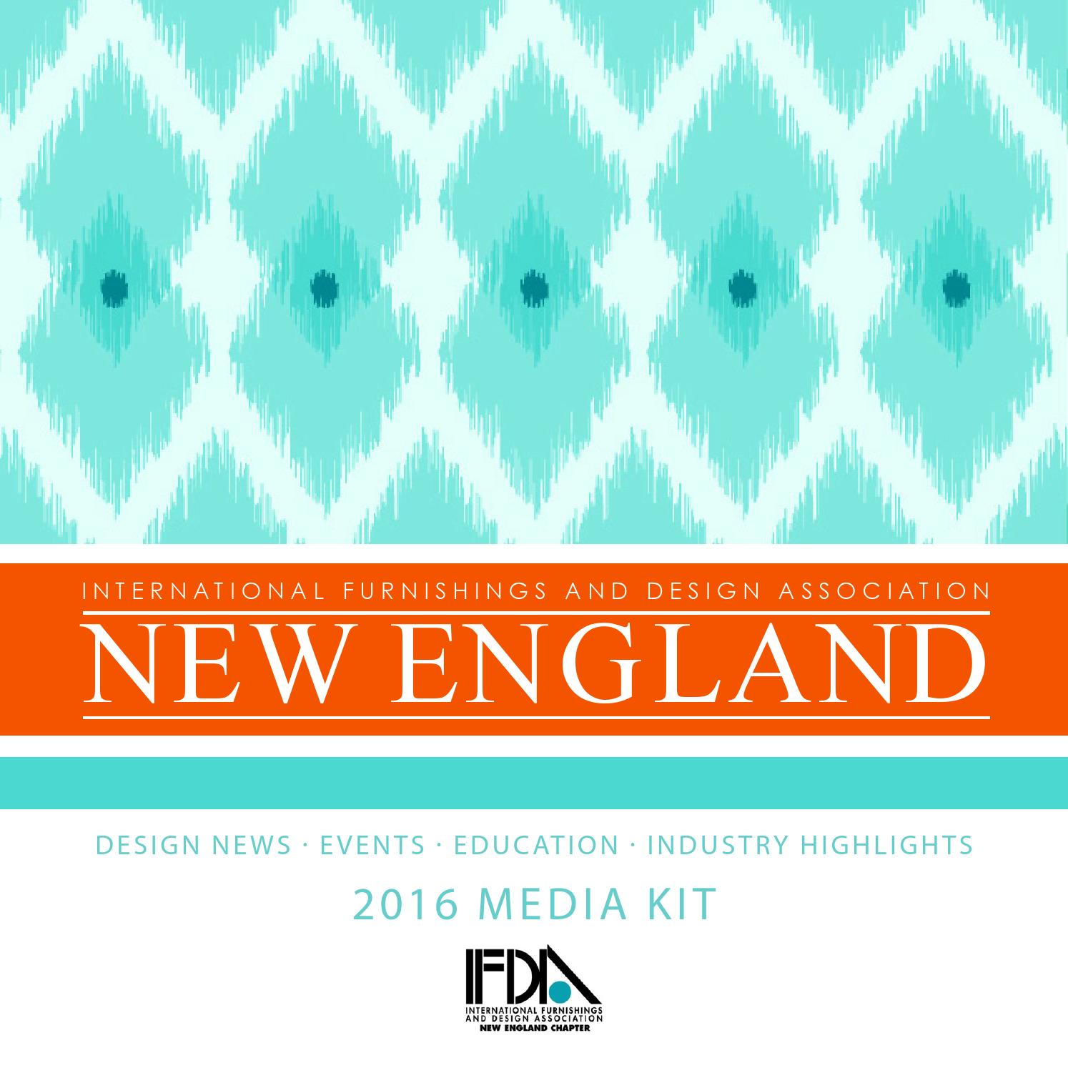2016 Ifda Ne Media Kit By Ifda New England Issuu