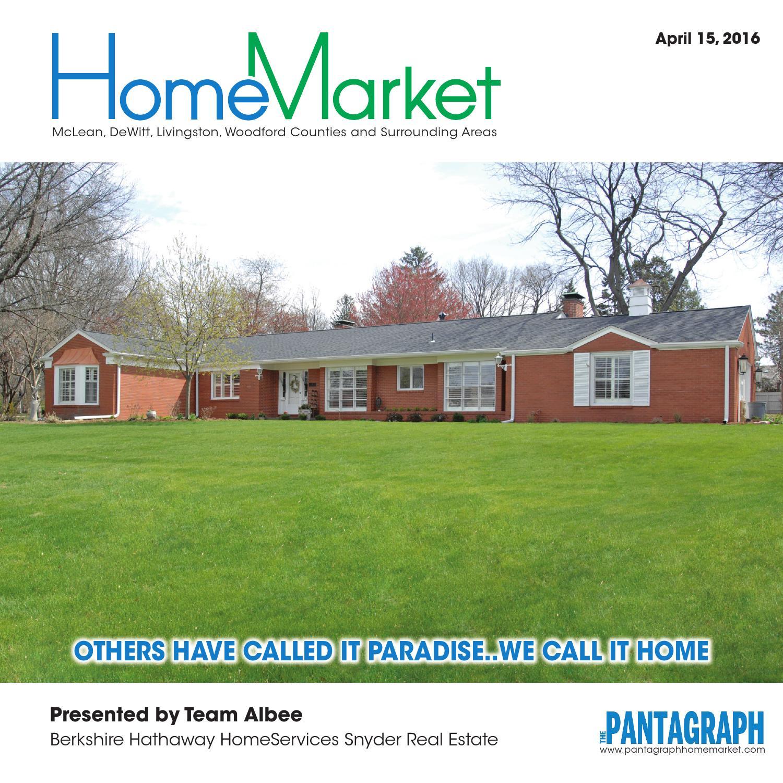 Home Market – April 15 2016 by Panta Graph issuu