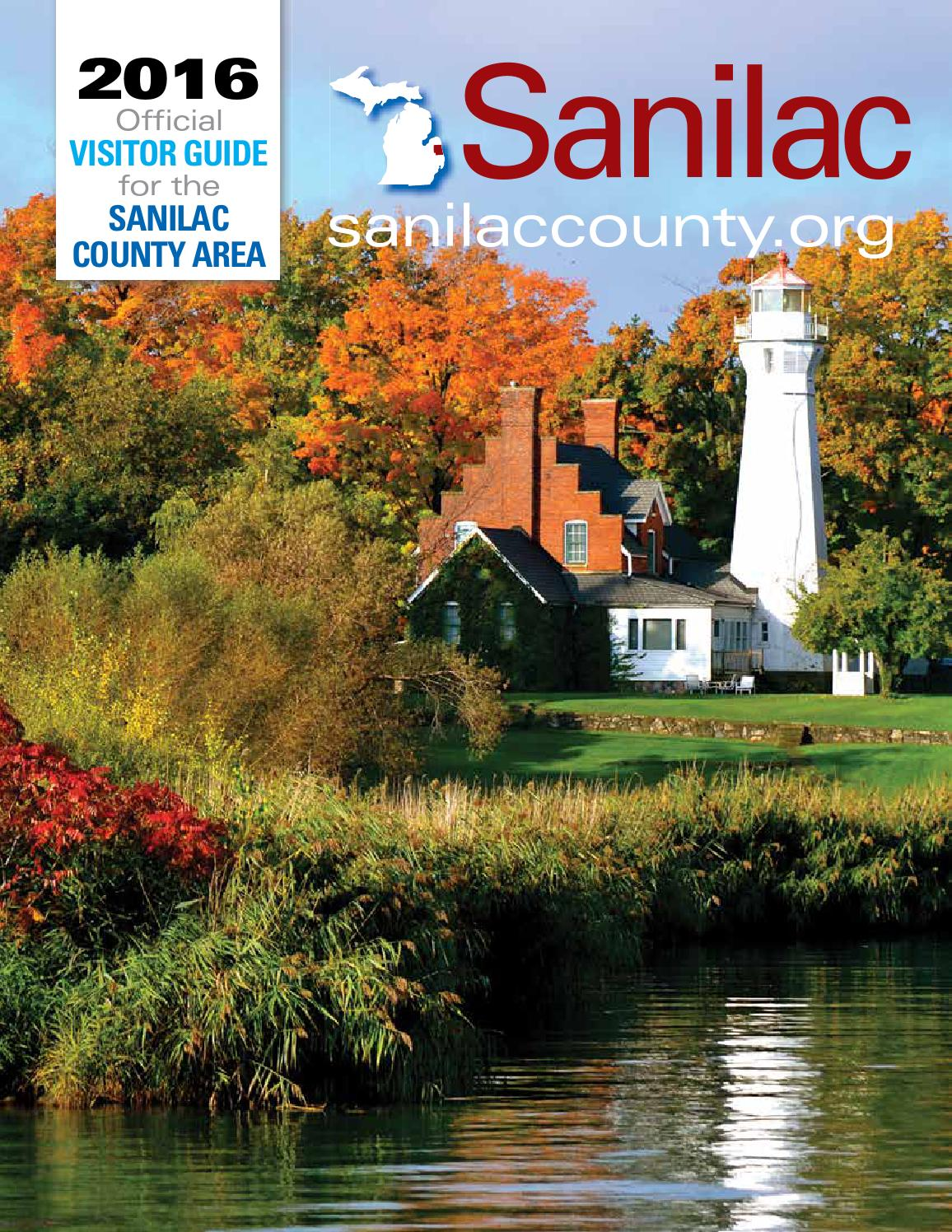 Michigan sanilac county croswell - 2016 Official Visitor Guide For The Sanilac County Area By Greatgetaways Issuu