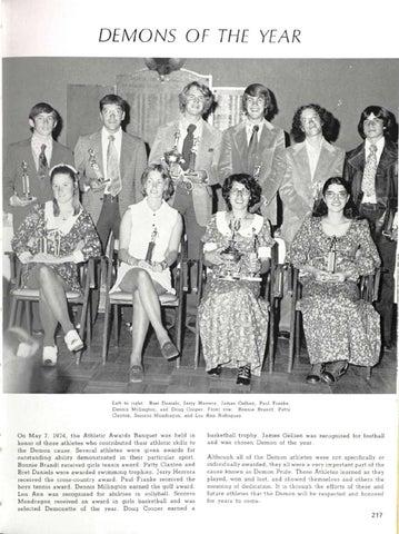 Santa Fe High School Yearbook 1974 By Santa Fe High School Publications Issuu