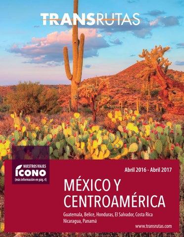 Transrutas mexico y centro america
