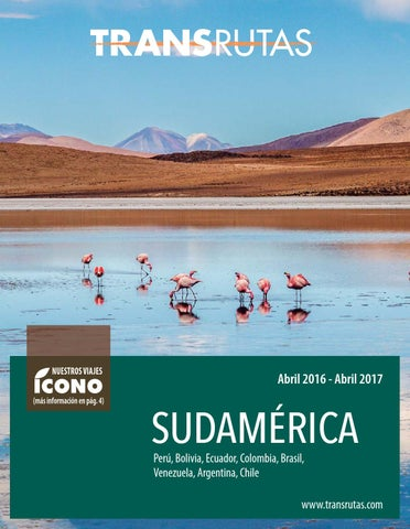 Transrutas perú y sudamérica 2017