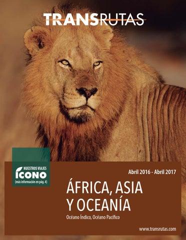 Transrutas africa asia oceania