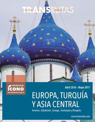 Transrutas europa turquia y asia central