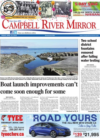 3d0eeead8a4 Campbell River Mirror