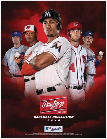 Rawlings spring catalog by Matt - issuu