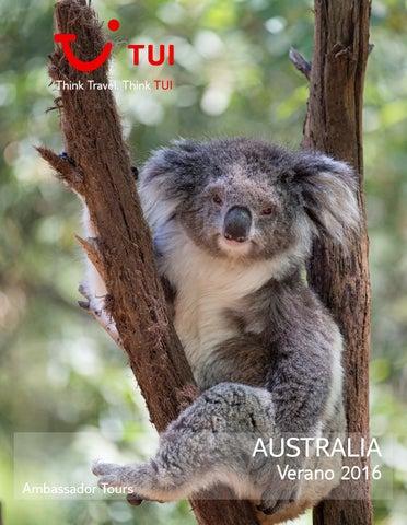 Ambassador tours australia verano 2017