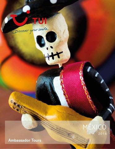 Catálogos Royal Vacaciones Ambassador tours mexico 2016