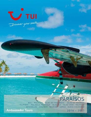 Catálogos Royal Vacaciones Ambassador tours paraisos