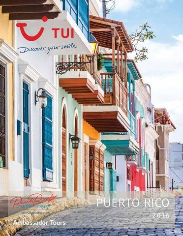 Ambassador tours puerto rico