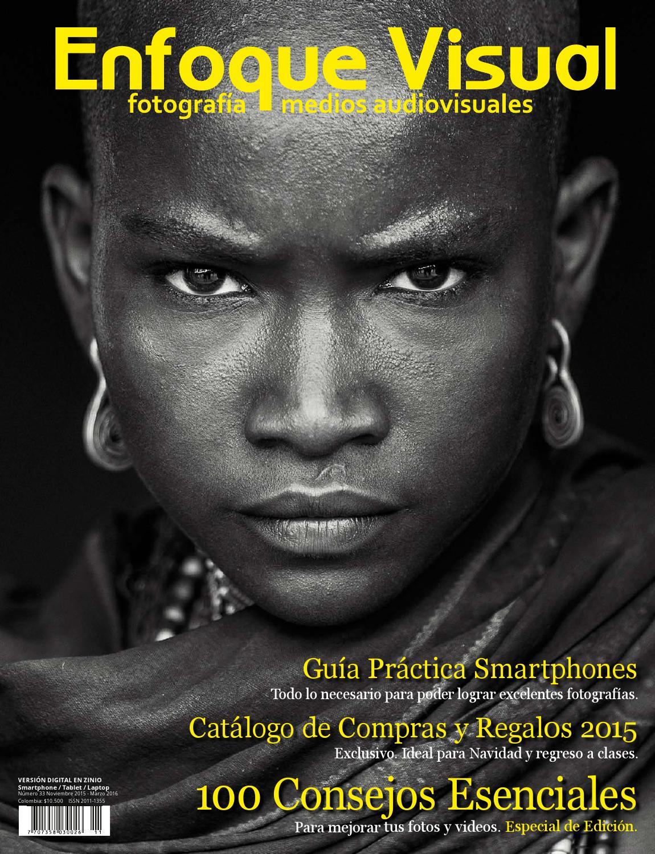 Revista Enfoque Visual Ed 33 By Cesar Perez