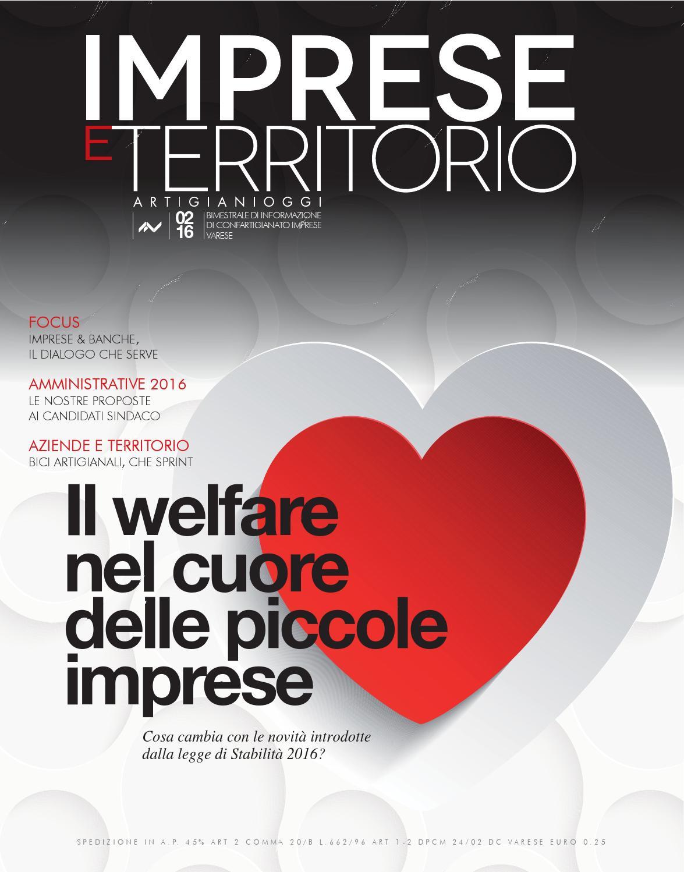 16374251e6 Imprese e Territorio by Confartigianato Imprese Varese - issuu
