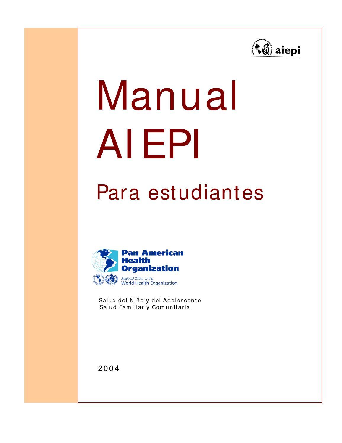 Aiepi para estudiantes by Marcia Insuasti - issuu