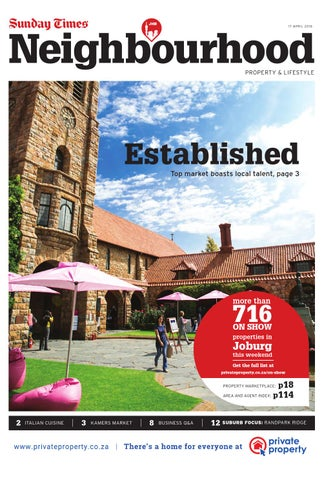 Neighbourhood JHB - 17 April 2016 by Your Neighbourhood - issuu