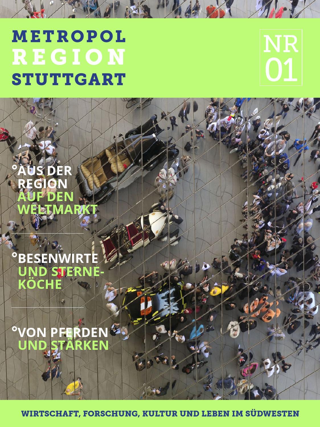dcecbe03410c9 Metropolregion Stuttgart. Das Magazin by Region Stuttgart - issuu