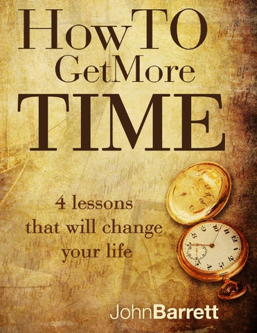 Tell Your Time Ebook