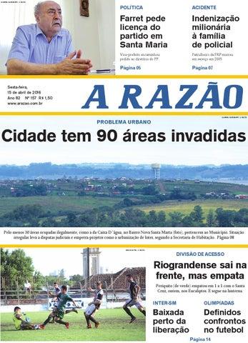 5224fa52f2 Jornal A Razão 15 04 2016 by Jornal A Razão - issuu