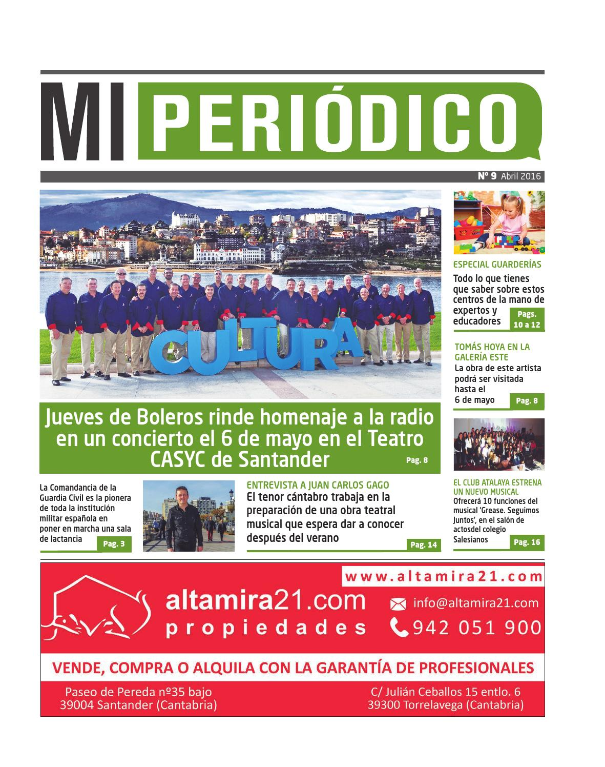 Miperiódico nº 9 by Mi periódico (Cantabria) - issuu