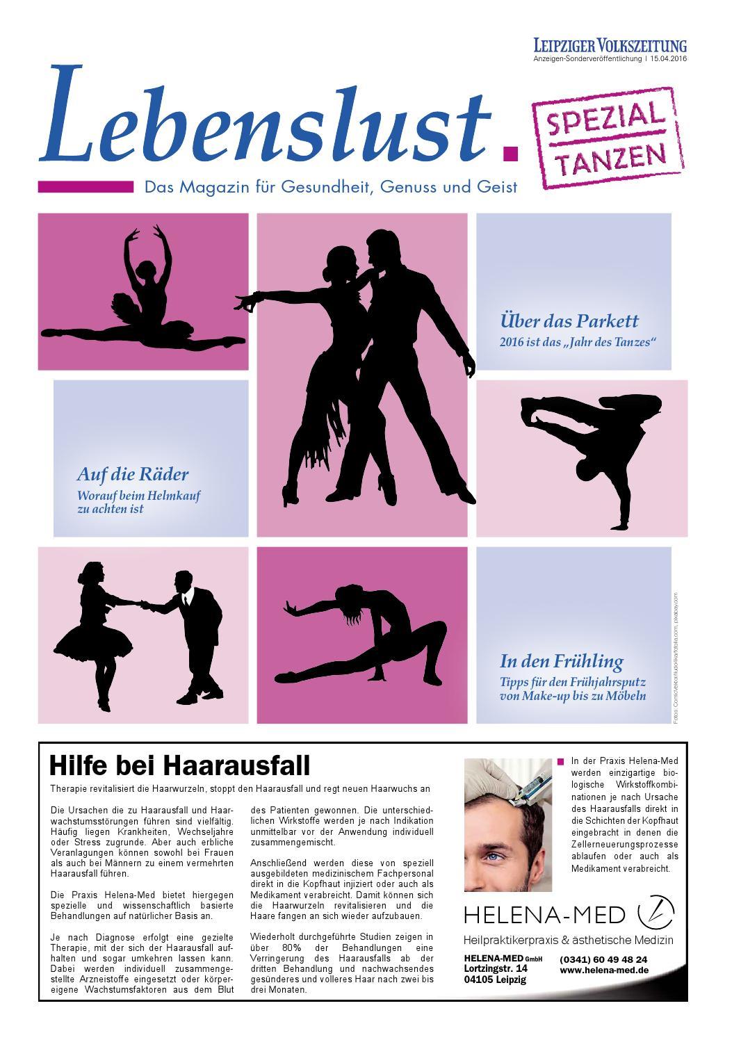 Lebenslust April 2016 Das Magazin Fur Gesundheit Genuss Und Geist By Leipzig Media Gmbh Ein Unternehmen Der Leipziger Volkszeitung Issuu