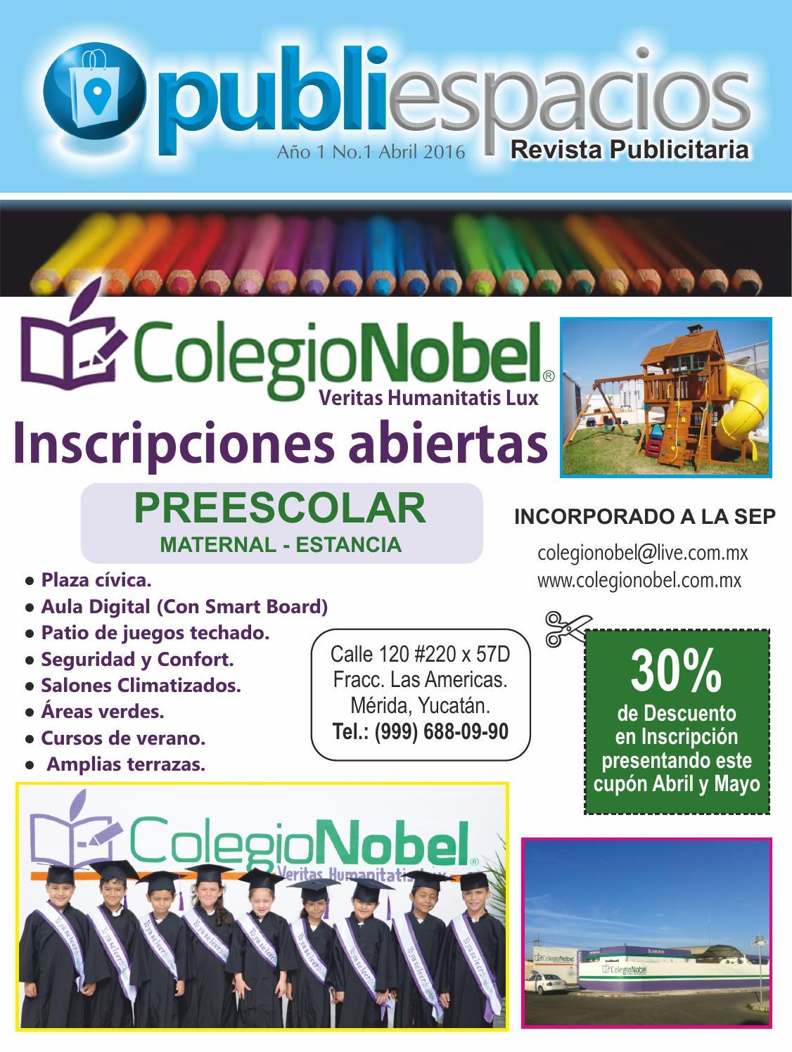 Publiespacios La Revista By Publiespacios Issuu