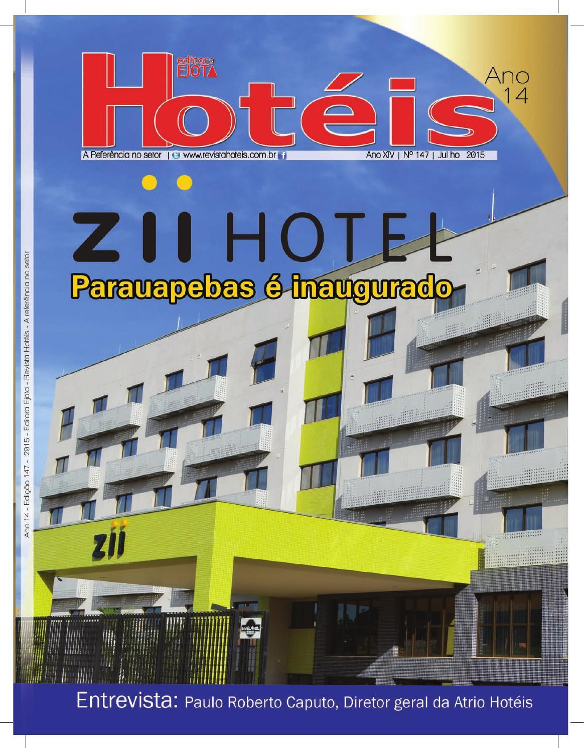 e63b0d06fed64 Revista hotéis edição 147 by Revista Hotéis - issuu