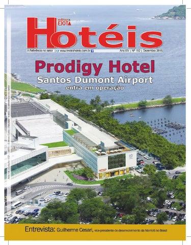 e7b32c957cf Revista Hotéis - Edição 152 by Revista Hotéis - issuu