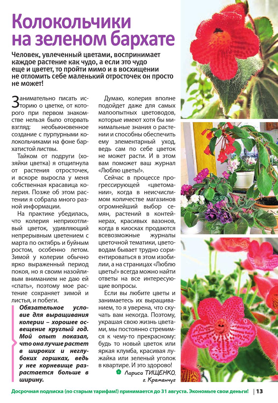 статьи о растениях из  газет и журналов - Страница 8 Page_13