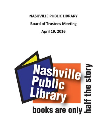 April 2016 npl board packet by nashville public library issuu page 1 fandeluxe Gallery