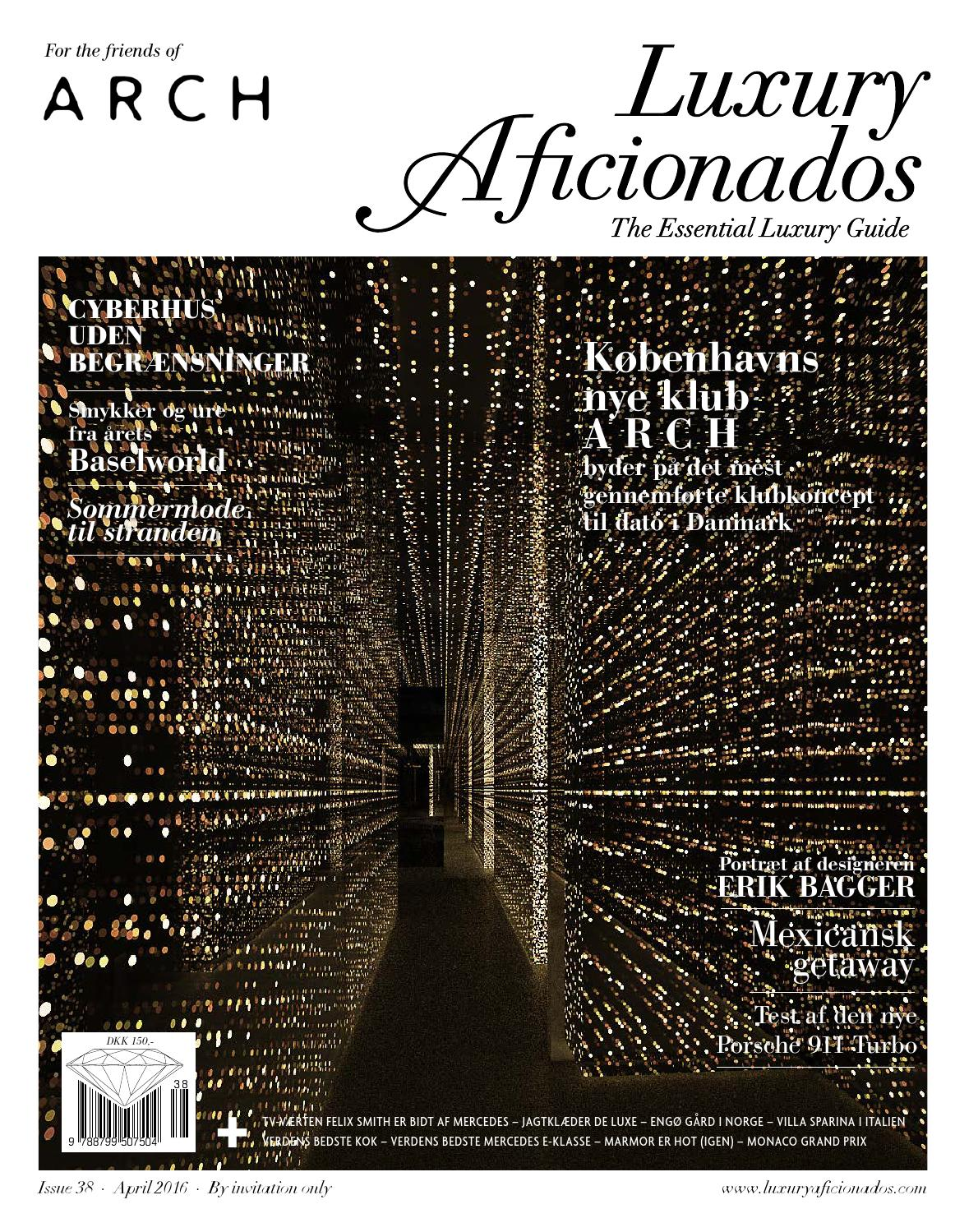 2764c6151c0 Luxury Aficionados #38 by Luxury Aficionados - issuu