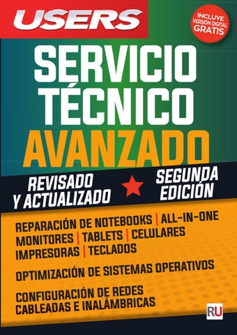 48f3e8860e6 Servicio tecnico avanzado 2da edición by RedUSERS - issuu