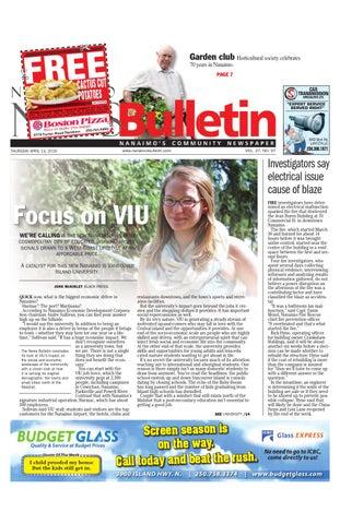 Bathmaster Nanaimo nanaimo news bulletin, june 05, 2014black press - issuu