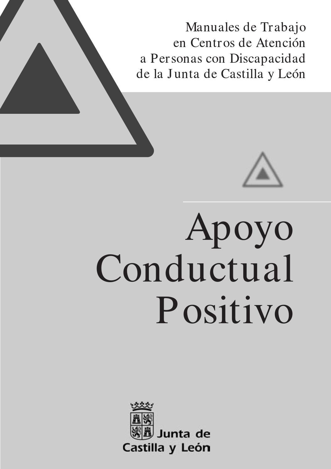 Apoyo conductual positivo by Diseño Instruccional - issuu