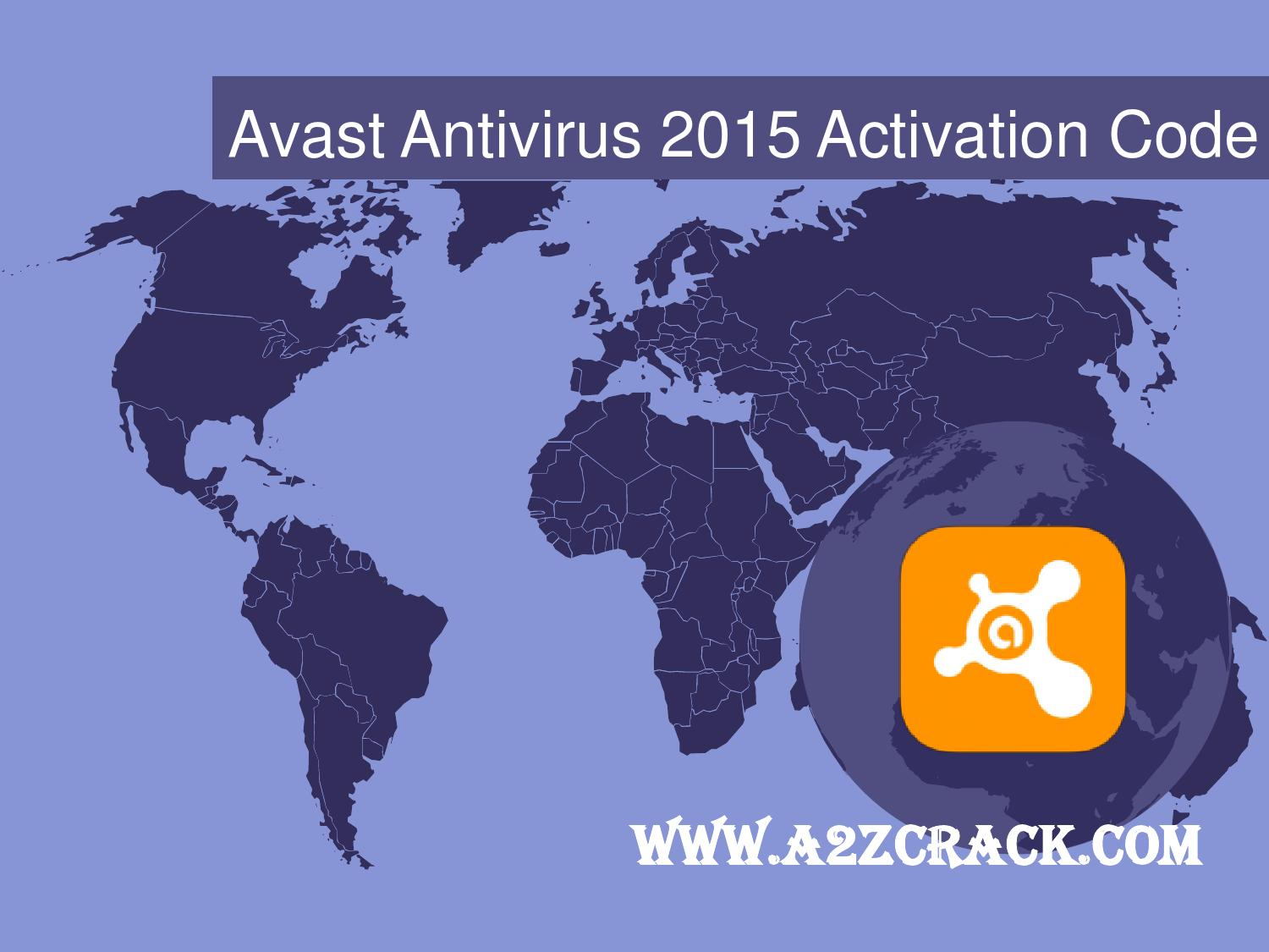 Avast Antivirus 2015 Activation Code Preview By A2zcrack By Noman