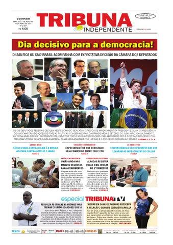 b62c6ed629 Edição número 2621 - 17 de abril de 2016 by Tribuna Hoje - issuu