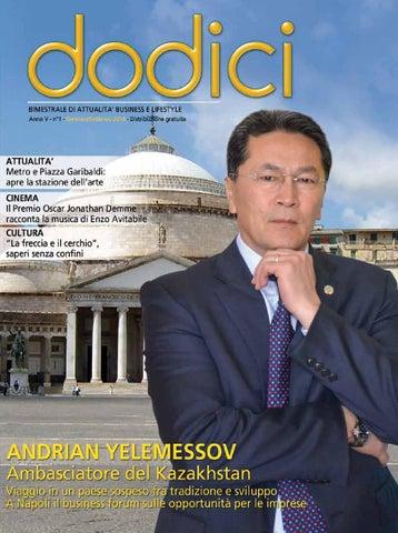 Dodici Magazine 01 2014 by Dodici Magazine - issuu 721606ae56d