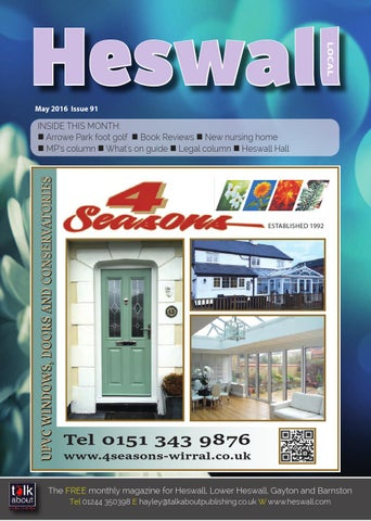 Heswall local may 2016 by talkabout publishing issuu page 1 fandeluxe Images