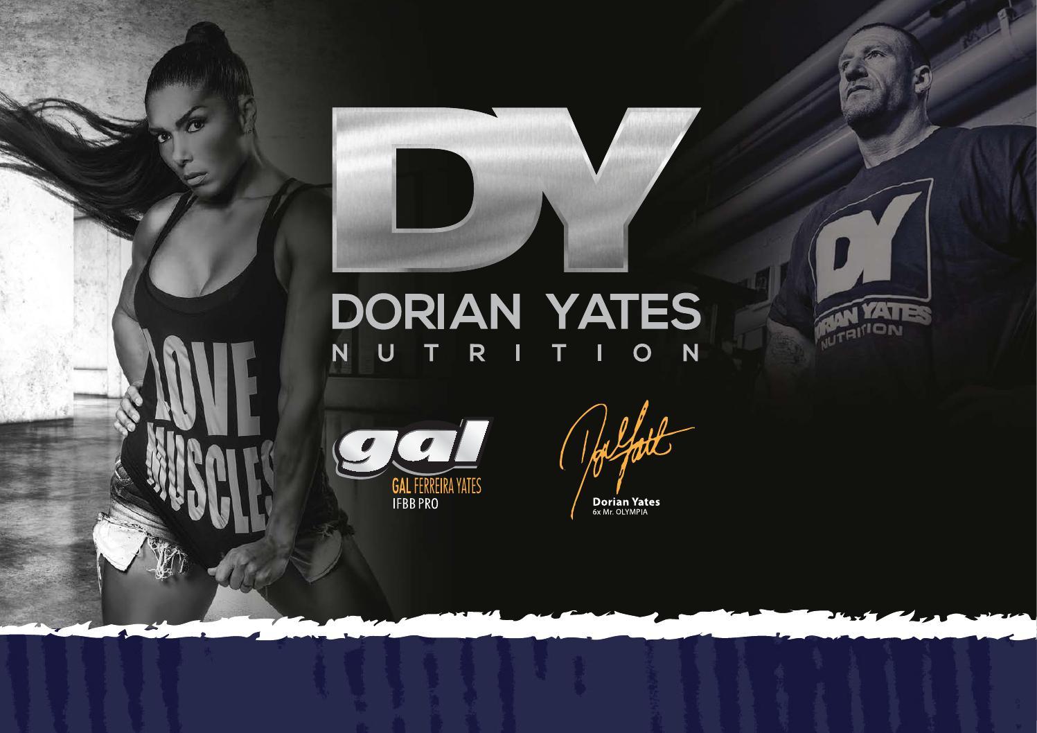 Catalogo dy nutrition by Daniel - issuu