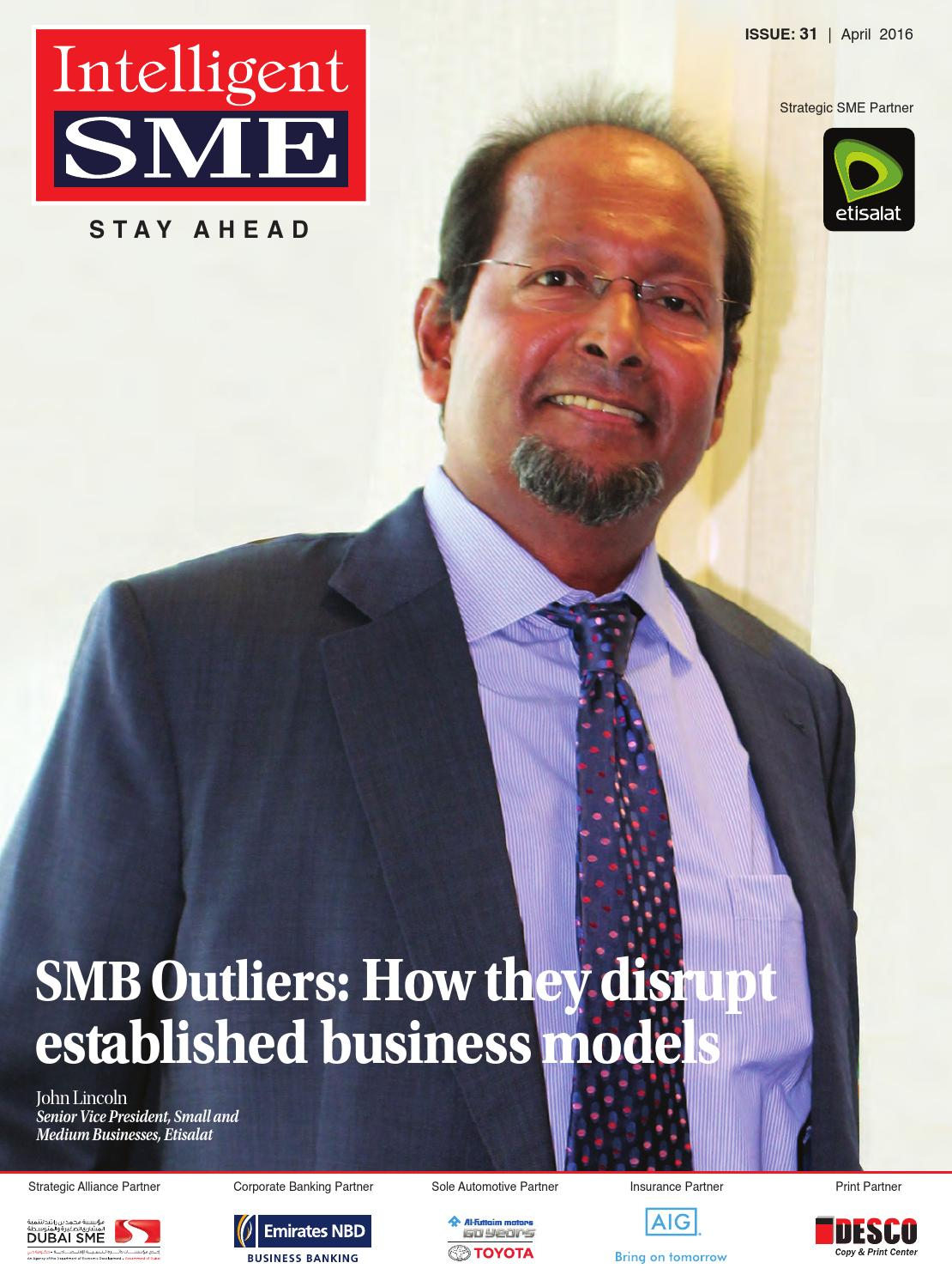 Intelligent SME April 2016 - Issue 31 by SPI Publishing - issuu