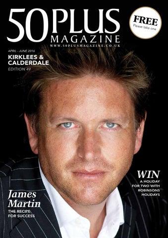 2d27611c2 Kirklees   Calderdale 49 by 50 Plus Magazine - issuu