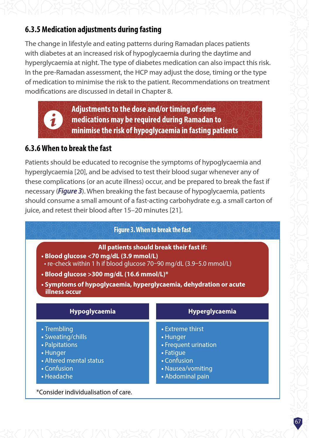 Diabetes and Ramadan Practical Guidelines by International