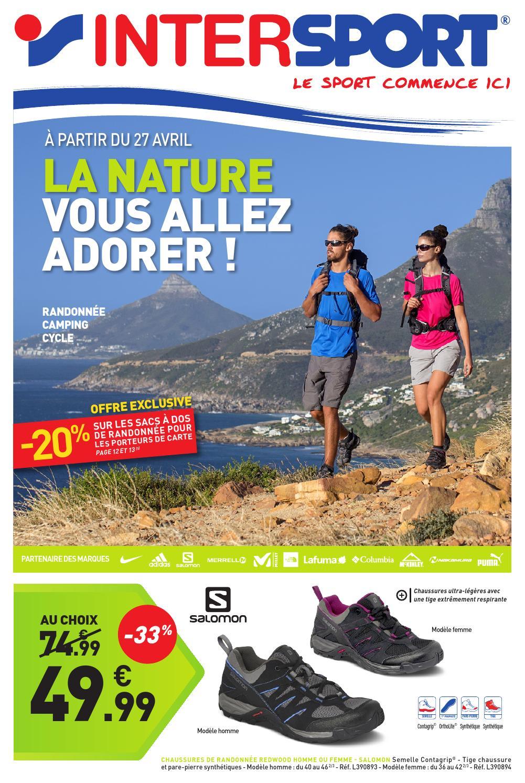 Chaussures à 20€ | INTERSPORT
