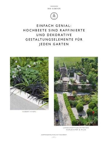Wegner Lorey Gartengestaltung Mit Hochbeet By Georg D W Callwey