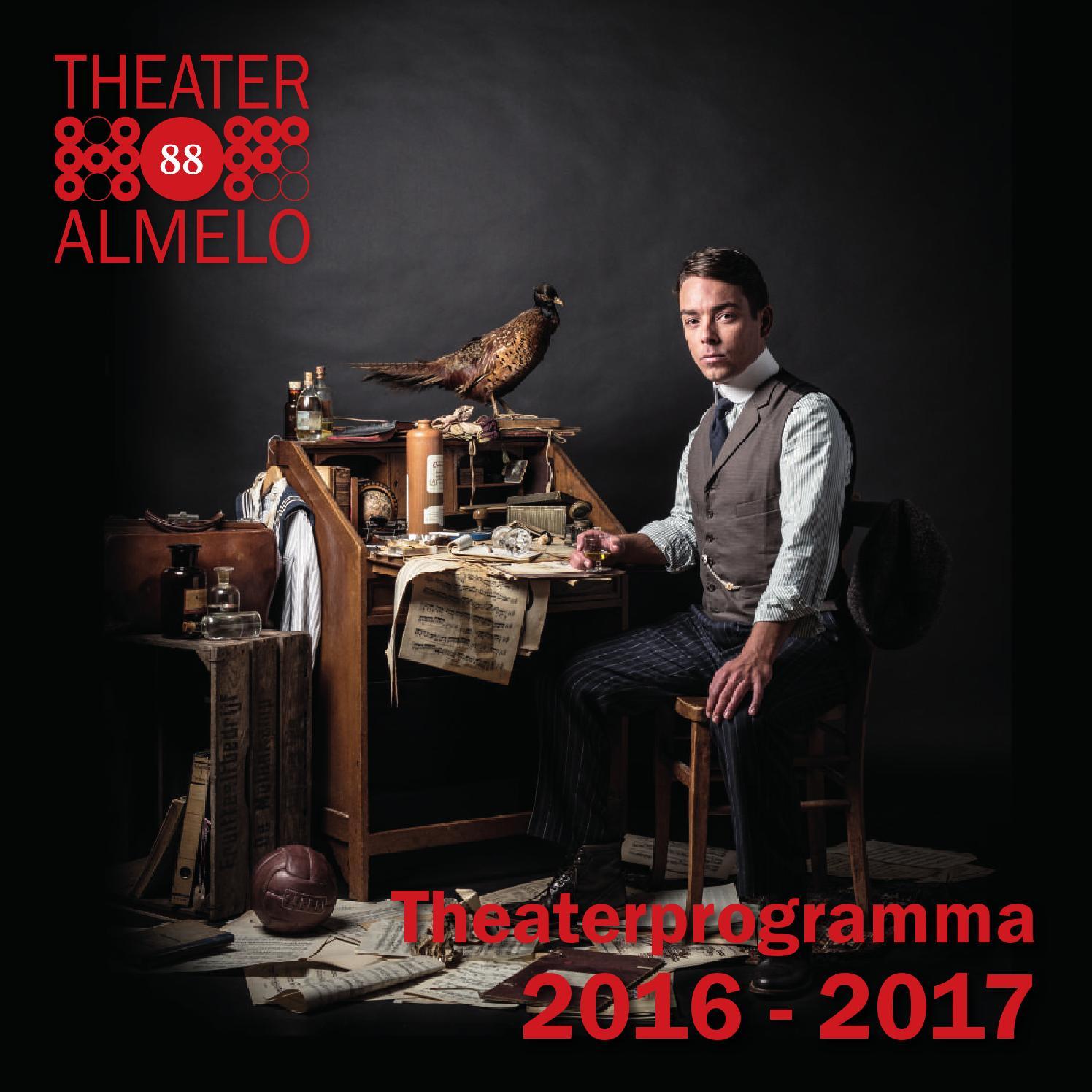 Ancilla Van Der Leest Naakt theaterbrochure 2016-2017theater hof 88 - issuu