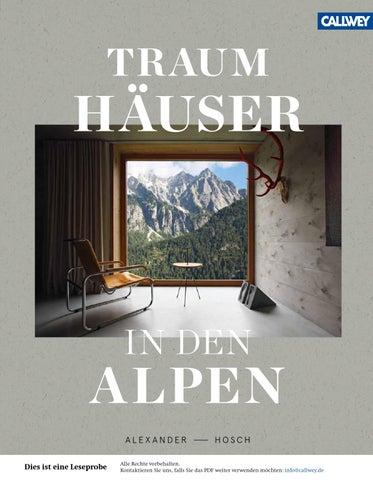 Hosch, Traumhäuser In Den Alpen