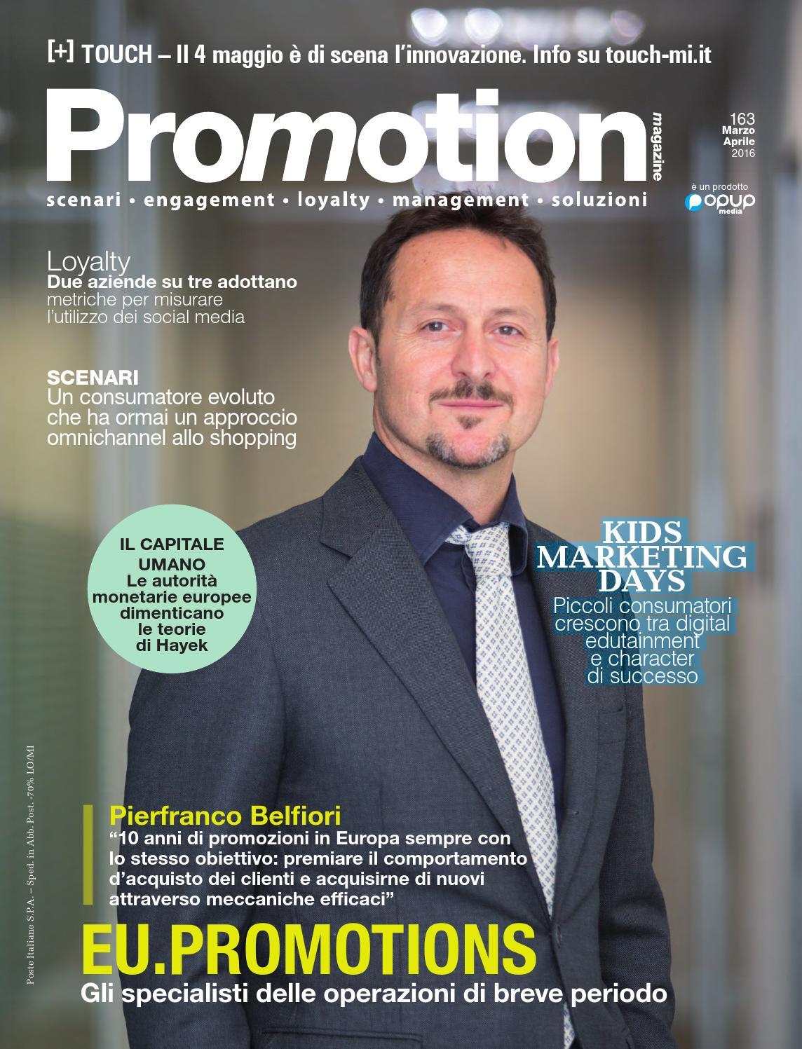 b651466536172 Promotion Magazine 163 by Promotion magazine - issuu