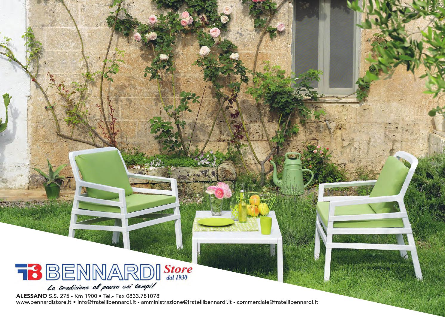 Catalogo arredo giardino bennardi 2016 by bennardi issuu for Catalogo arredo giardino