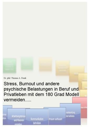 Stress, Burnout und andere by Jakob Jansen - issuu