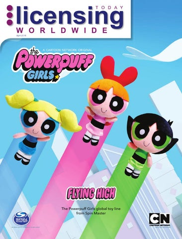 651494a78d Page 1. April 2016. FlYiNg hIgH The Powerpuff Girls ...