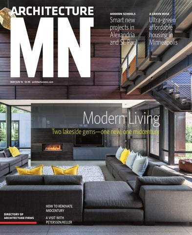 Architecture MN Magazine by Architecture MN - issuu on